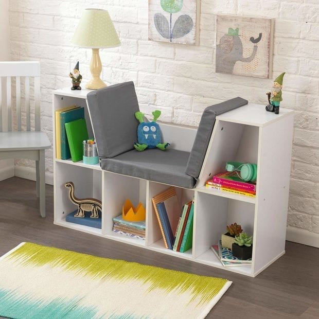 Childs Room Organization