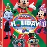 Disney Junior Holiday  – Win a Copy