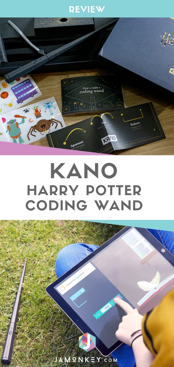 Harry Potter Kano Coding Kit Review