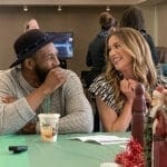 "All the Feels with Stephen ""tWitch"" Boss and Allison Holker for Pop Up Santa and Disney Fairytale Weddings"