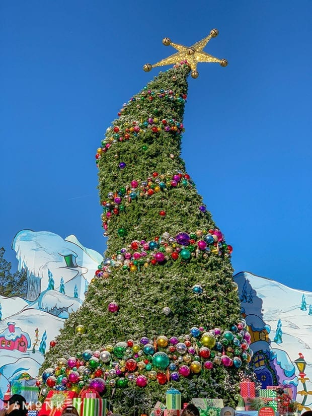 Grinchmas Christmas Tree
