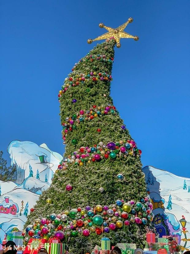 Grinchmas Christmas Tree