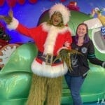 Happy Who-lidays from Grinchmas at Universal Studios