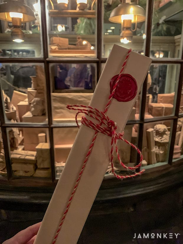 Holiday Gift Wrapping Wizarding World of Harry Potter