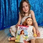 Blaire Wilson the American Girl 2019 Girl of the Year