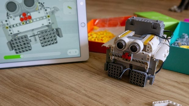 JIMU robot overdrive kit