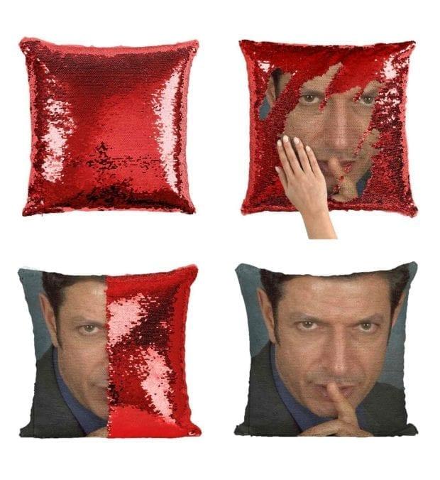 Jeff Goldblum Pillow