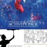 Mary Poppins Returns Activity Printables