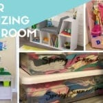 Tips for Organizing a Kid's Room