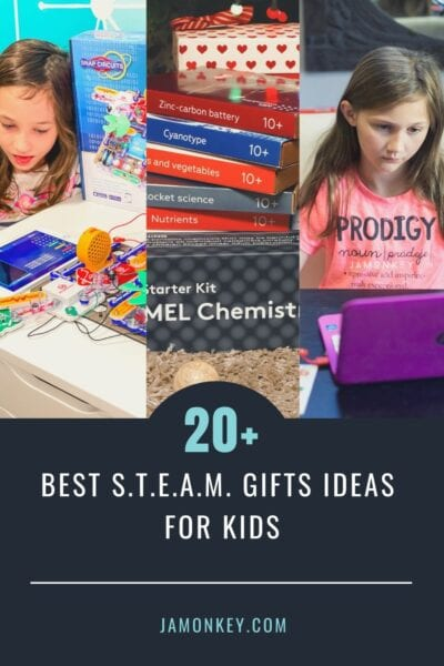 Top 20+ S.T.E.A.M. Gifts for Kids