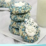Smallfoot Snowball Cookies
