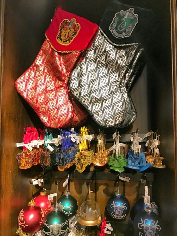 Wizarding World Christmas Merchandise