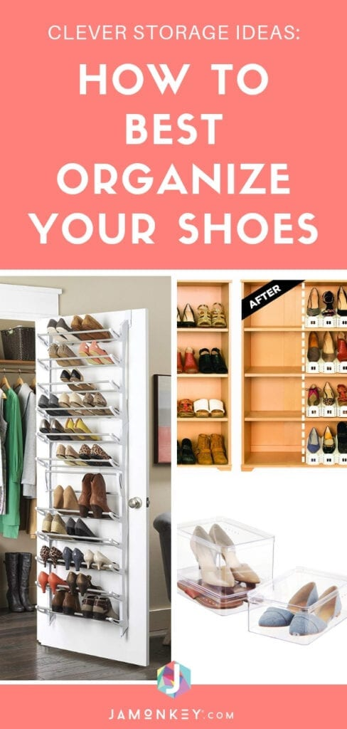 Clever Shoe Storage Ideas: How to Best Organize Your Shoes