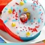 Captain Marvel Donuts
