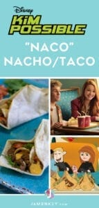 Kim Possible Naco (Nacho/Taco) Recipe