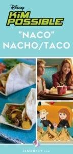 Kim Possible Naco (Nacho/Taco) Recipe
