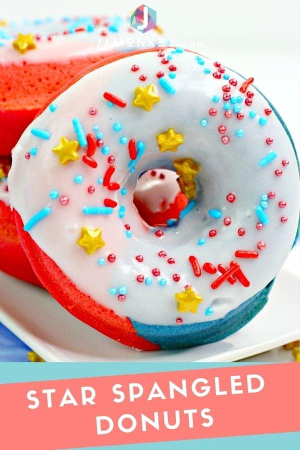 Star Spangled Donuts