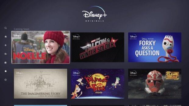 Disney+ Original Shows
