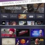 Disney Plus Original Content