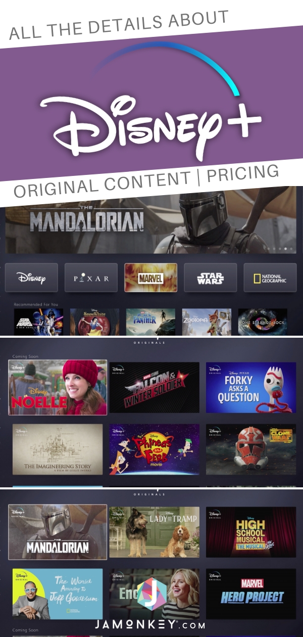 dc51291ced2df5 All the Details About Disney+ the Ultimate Streaming Service