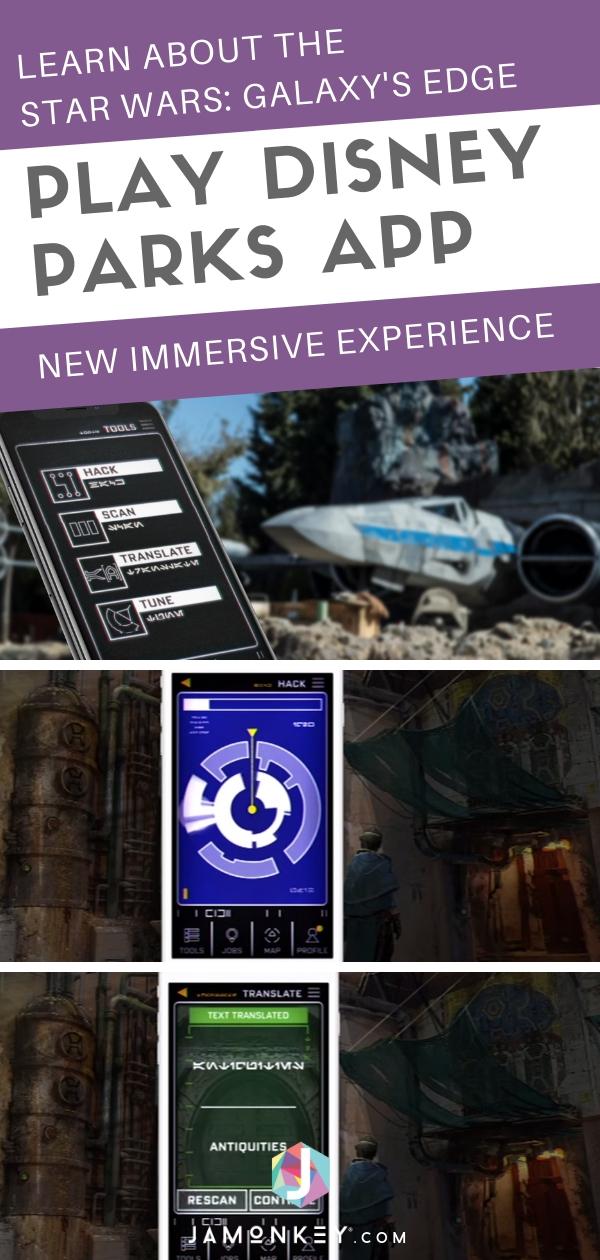 Galaxys Edge Play App