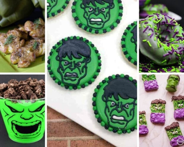 Hulk Recipes