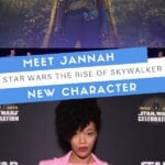 Meet Jannah the new Star Wars The Rise of Skywalker character