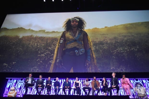 "Star Wars Celebration: ""The Rise of Skywalker"" Panel"