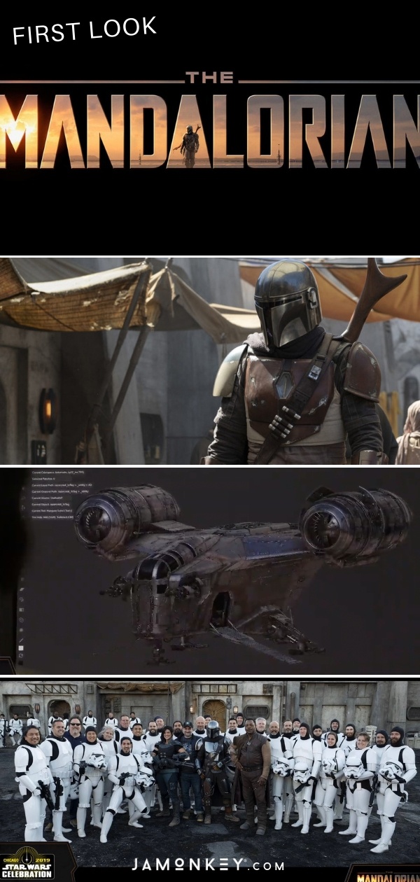 Details About The Mandalorian Coming To Disney