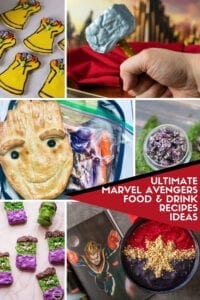 The Ultimate Avengers Food and Drink Recipes