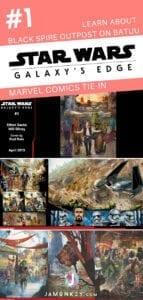 star wars galaxys edge comic