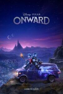 Disney Pixar Onward