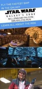 Millennium Falcon Smugglers Run