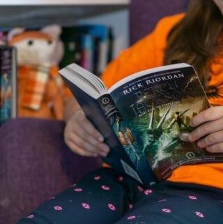 Reading Percy Jackson