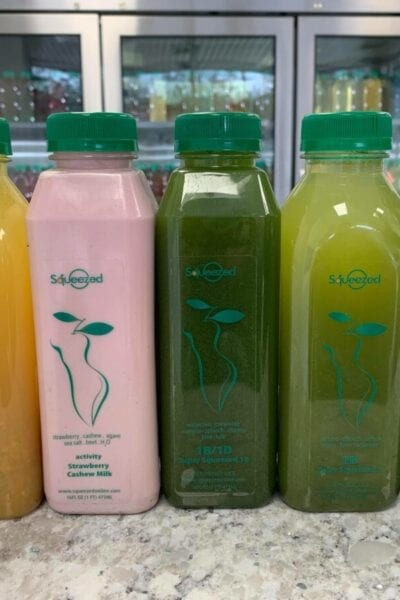 Squeezed Online Atlanta Juice Cleanse