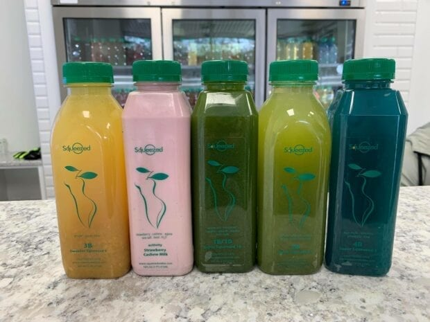 Squeezed Online Atlanta Juice Cleanse