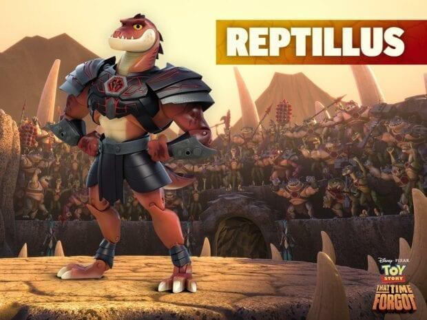 Reptillus Maximus Toy Story 4