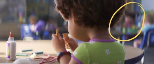 Boo Toy Story 4 Easter Egg