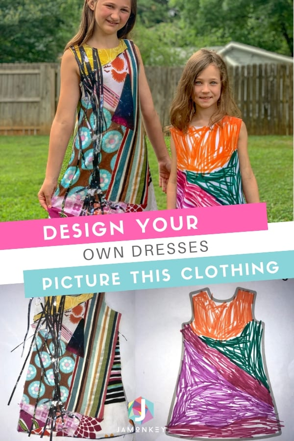 Design Your Own Dresses