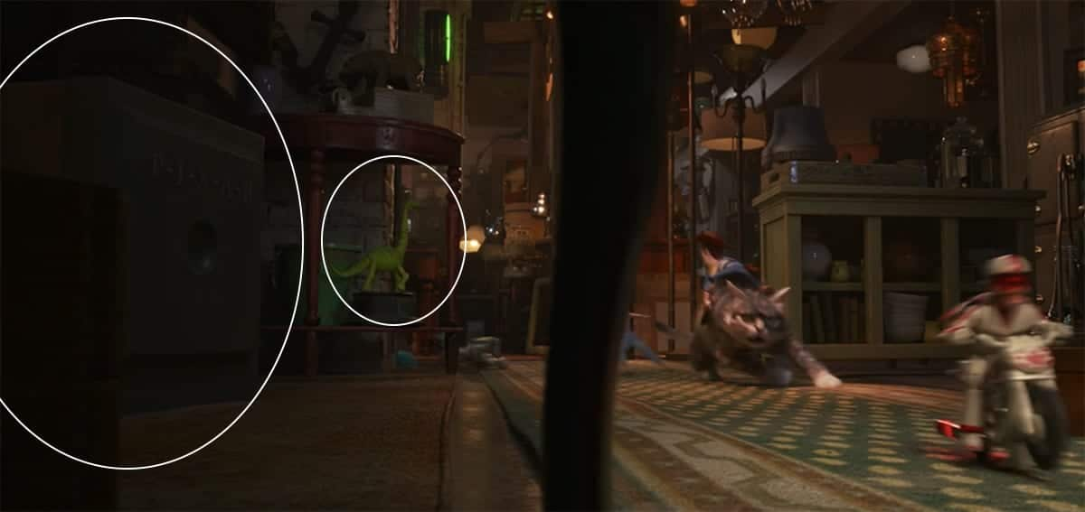 Good Dinosaur Toy Story 4
