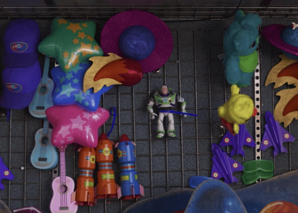 Luxo Ball Toy Story 4
