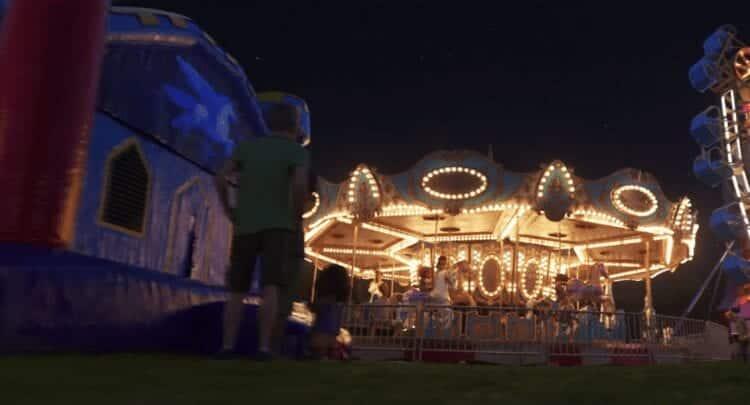 Toy Story 4 Onward Easter Egg
