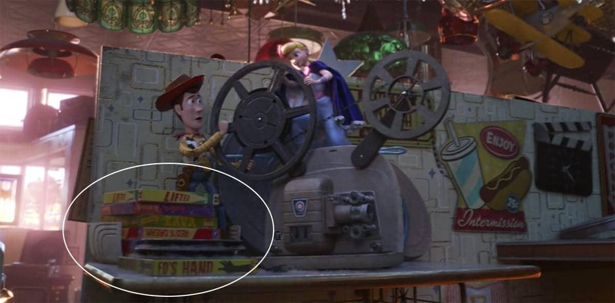 Pixar Shorts Toy Story 4