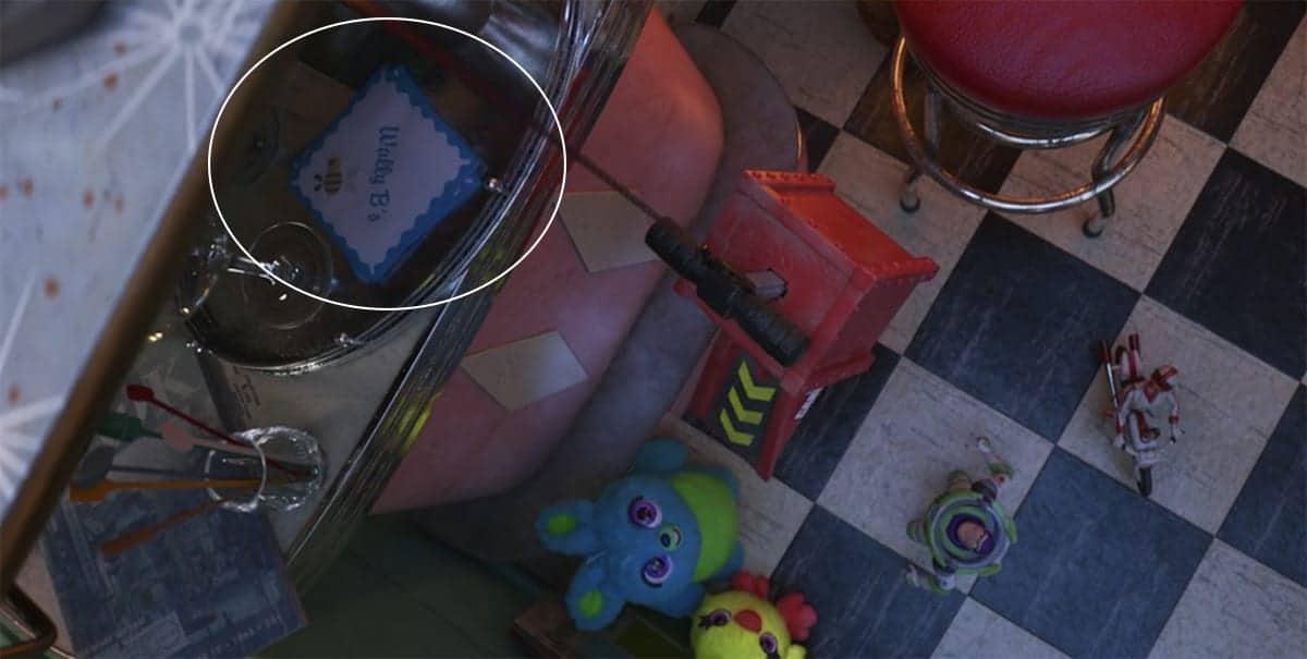 wally b Toy Story 4