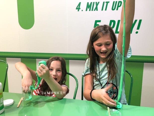 Making Slime at Slime City