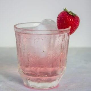 Pink Penguin Cocktail - Where'd you go, Bernadette?