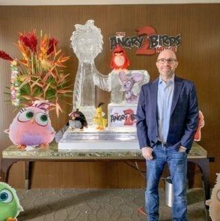 John Cohen Angry Birds 2