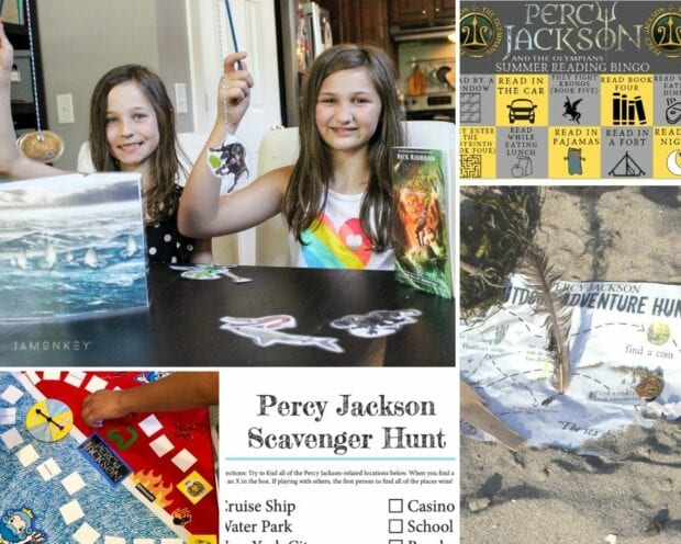 Percy Jackson Games