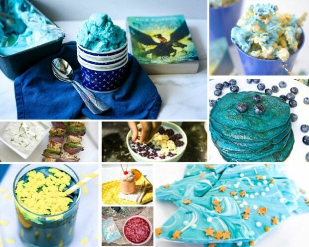 Percy Jackson Recipes