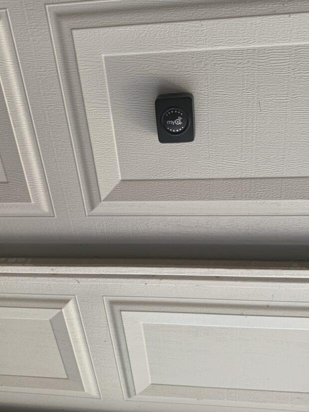 Smart Garage Sensor
